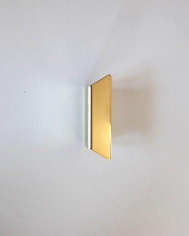 Poignée laiton made in France demi diamant pour personnaliser placards, cuisine, meuble de salle de bain, commode