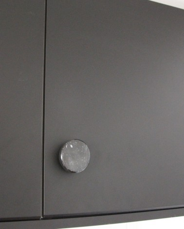 Poignée en marbre de 4 cm de diamètre fabrication française