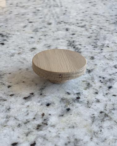 Grande poignée en chêne made in France