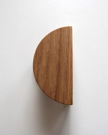 Poignée bois Boost My Design chêne fabriquée en France par un menuisier