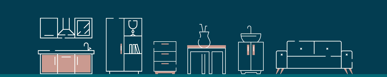 Personnaliser tous vos meubles avec les jolis accessoires Boost My Design